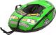 Тюбинг-ватрушка Тяни-Толкай Машинка (зеленый) -