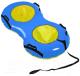 Тюбинг-ватрушка Тяни-Толкай Тент двойной R20 (синий) -