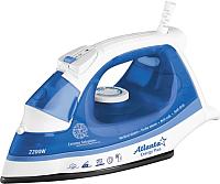 Утюг Atlanta ATH-483 (голубой) -