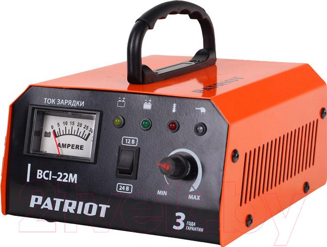 Купить Зарядное устройство для аккумулятора PATRIOT, BCI-22M, Китай