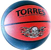 Баскетбольный мяч Torres Game Over B00117 (размер 7) -