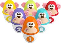 Набор для активных игр Chicco Fit&Fun Боулинг Monkey Strike 5228 -