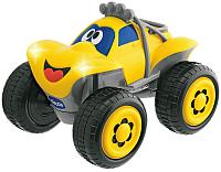 Радиоуправляемая игрушка Chicco Билли - большие колеса 61759 (желтый) -