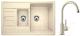 Мойка кухонная Blanco Legra 6 S Compact (521305) + смеситель Mida (519419) / 521305M2 (жасмин) -