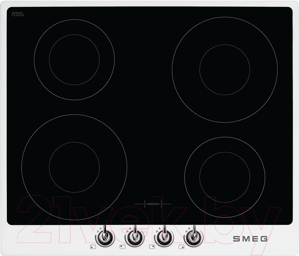 Купить Индукционная варочная панель Smeg, PI964B, Италия