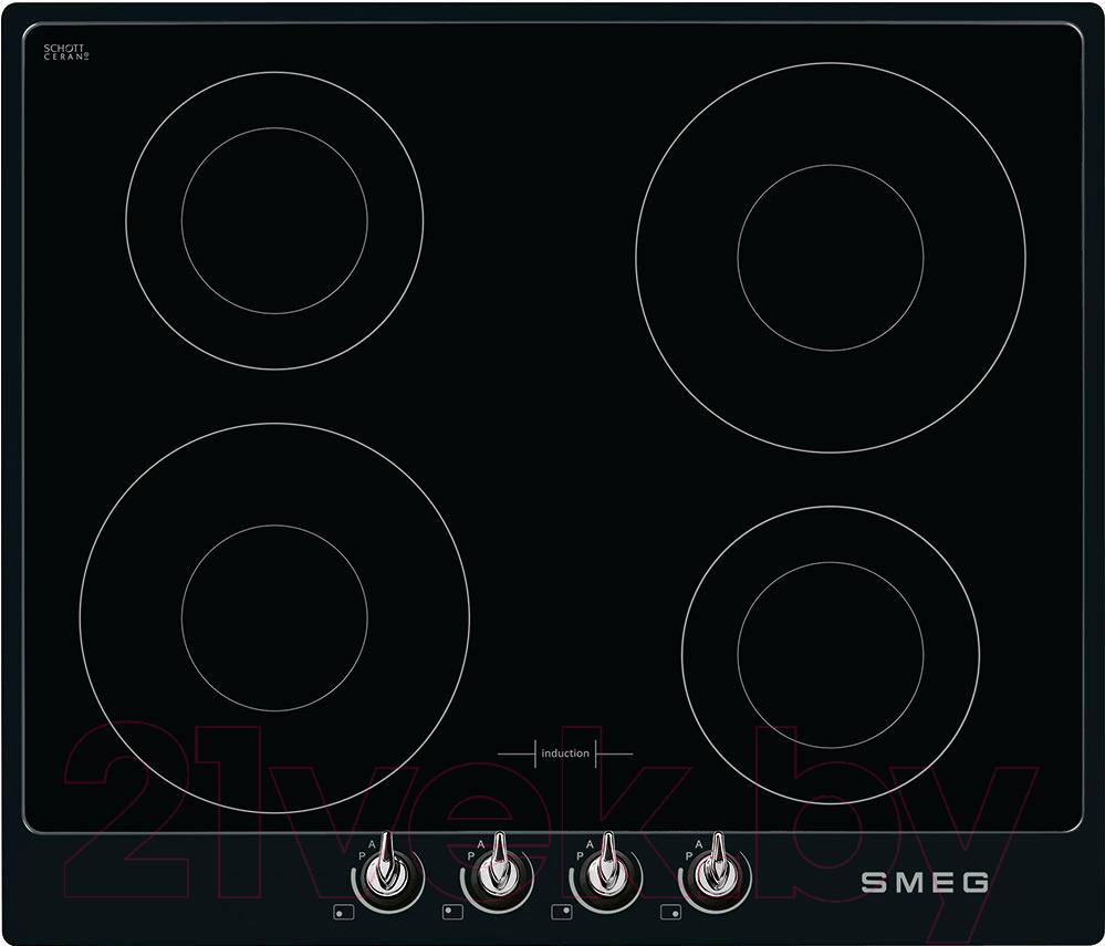 Купить Индукционная варочная панель Smeg, PI964N, Италия