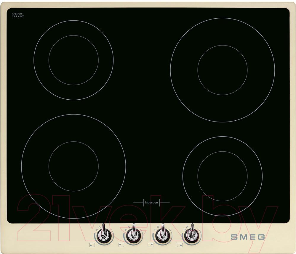 Купить Индукционная варочная панель Smeg, PI964P, Италия