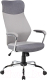 Кресло офисное Signal Q-319 (светло-серый/темно-серый) -