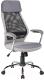 Кресло офисное Signal Q-336 (серый/черный) -