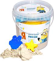 Кинетический песок Genio Kids Умный песок. Despicable Me SSR10L -