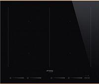 Индукционная варочная панель Smeg SIM662WLDR -