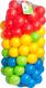 Аксессуар для детской площадки Just Cool Шарики для сухого бассейна Just Cool SB57-100 (100шт) -