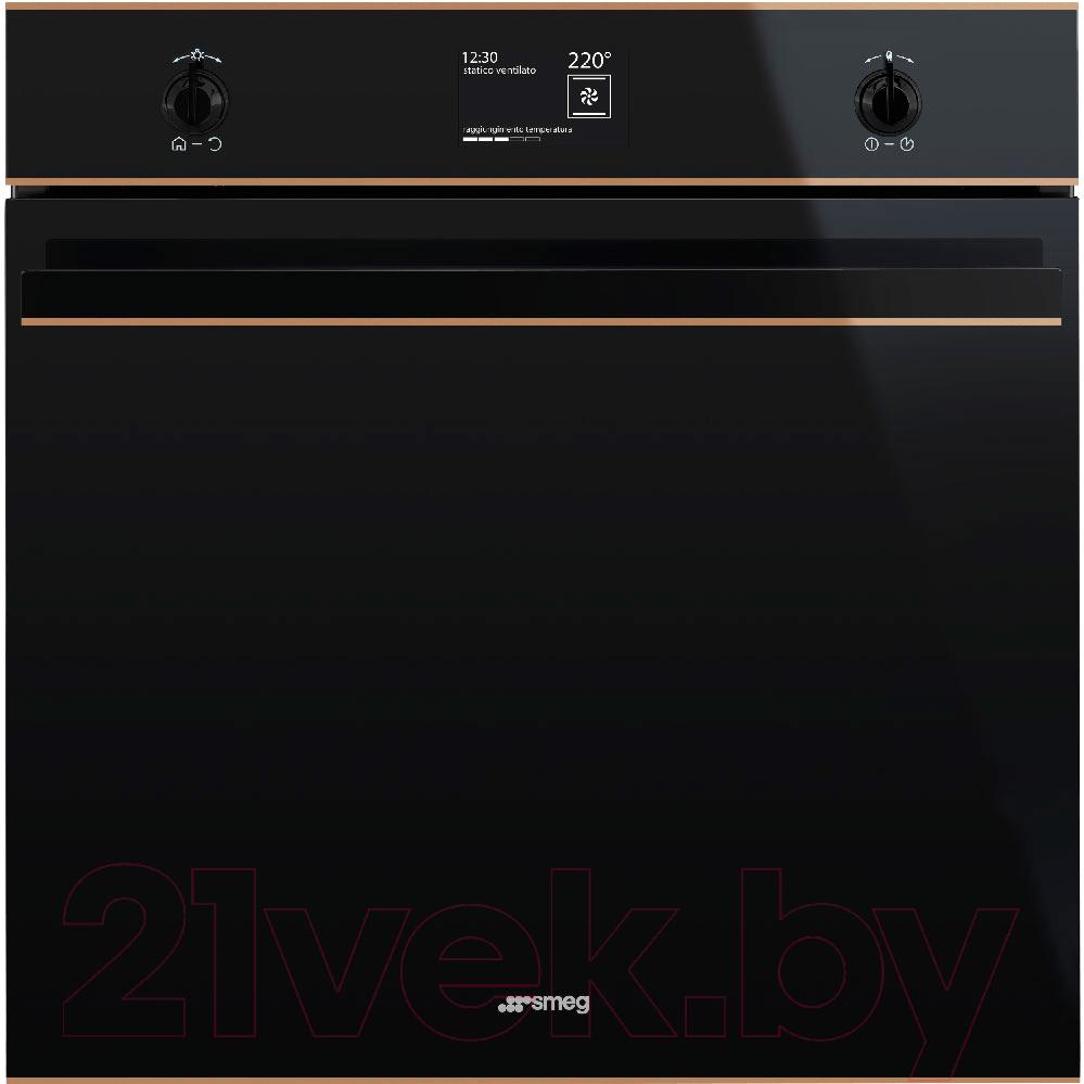 Купить Электрический духовой шкаф Smeg, SF6603NRE, Италия