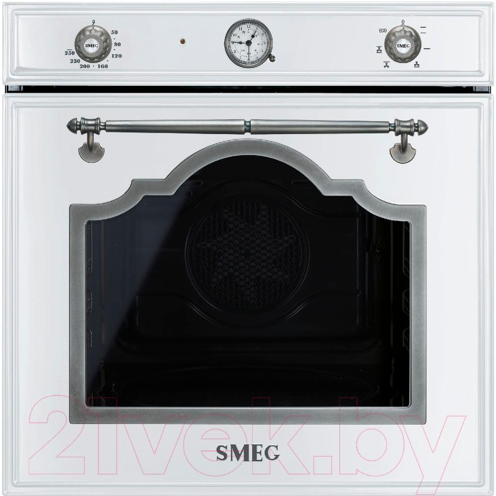 Купить Электрический духовой шкаф Smeg, SF700BS, Италия