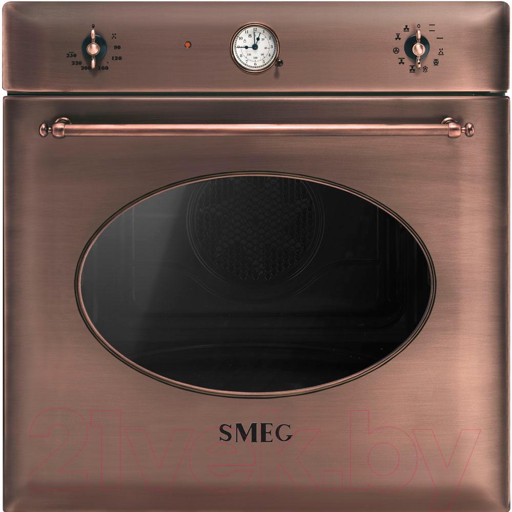 Купить Электрический духовой шкаф Smeg, SF855RA, Италия