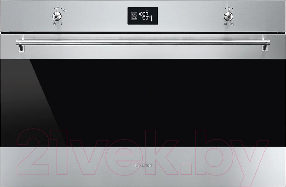 Купить Электрический духовой шкаф Smeg, SF9390X1, Италия