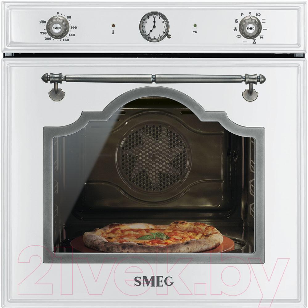 Купить Электрический духовой шкаф Smeg, SFP750BSPZ, Италия