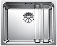 Мойка кухонная Blanco Etagon 500-IF / 521840 (зеркальная полировка) -