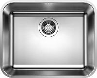 Мойка кухонная Blanco Supra 500-U / 518206 (с клапаном-автоматом) -