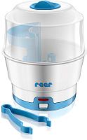 Стерилизатор Reer VapoMat 9036020 (серый/голубой) -