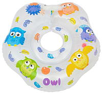 Круг для купания Roxy-Kids Owl RN-002 -