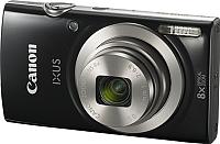 Компактный фотоаппарат Canon IXUS 185 1803C008AA/1803C001AA (черный) -