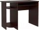 Компьютерный стол Интерлиния СК-002 (венге) -