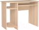 Компьютерный стол Интерлиния СК-002 (сонома) -
