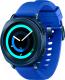 Умные часы Samsung Gear Sport / SM-R600NZBASER (синий) -