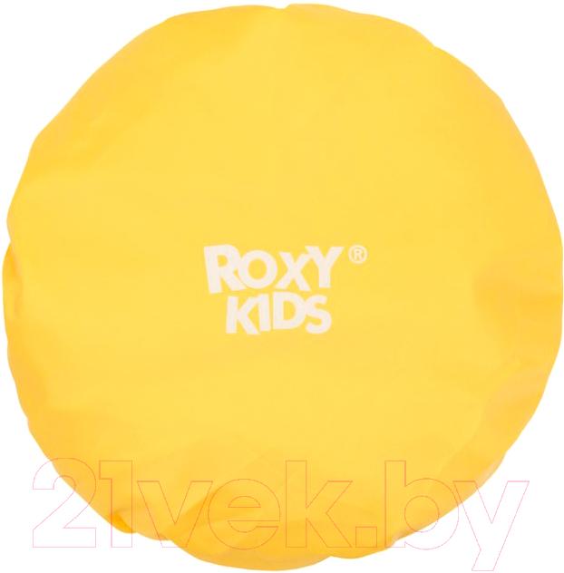 Купить Комплект чехлов для колес Roxy-Kids, RWC-030-Y (желтый), Китай