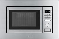 Микроволновая печь Smeg FMI017X -