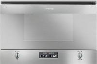 Микроволновая печь Smeg MP422X -