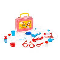 Набор доктора детский Полесье Три Кота. Доктор / 65346 (в чемоданчике) -