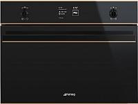 Электрический духовой шкаф Smeg SF4603MCNR -