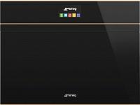 Электрический духовой шкаф Smeg SF4604PMCNR -