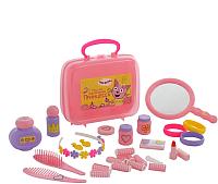 Набор аксессуаров для девочек Полесье Три Кота. Принцессы / 65360 (в чемоданчике) -