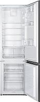 Встраиваемый холодильник Smeg C3180FP -