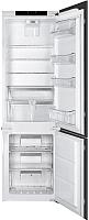 Встраиваемый холодильник Smeg CD7276NLD2P -