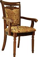 Стул Домовой Кавио-3 ПД (2601В/дуб Art Furniture) -