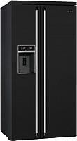 Холодильник с морозильником Smeg SBS963N -