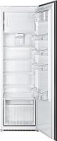 Встраиваемый холодильник Smeg S3C172FP -