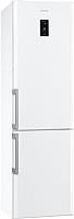 Холодильник с морозильником Smeg FC400B2PE -