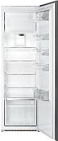 Встраиваемый холодильник Smeg S7298CFEP -