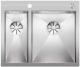 Мойка кухонная Blanco Zerox 340/180-IF/А / 521642 (с клапаном-автоматом) -