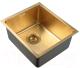 Мойка кухонная ZorG SZR-4438 (бронза) -