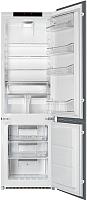 Встраиваемый холодильник Smeg C7280NLD2P -