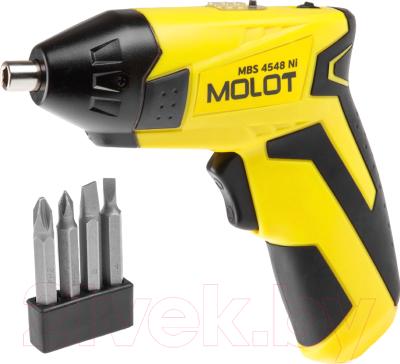 Электроотвертка Molot MBS 4548 Ni (MBS4548Ni2011)