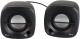 Мультимедиа акустика Ritmix SP-2030 (черный) -
