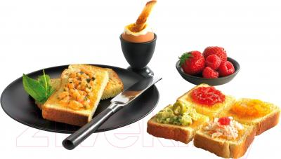 Тостер Tefal TT365031 - приготовленная еда