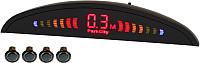 Парковочный радар ParkCity Riga 418/106 (черный) -